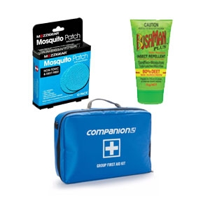 First Aid, Sun & Insect Protection