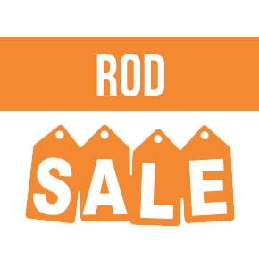 Rod Clearance Sale