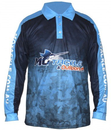 MoTackle 2018 L/S Tournament Shirt