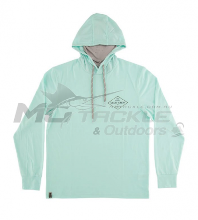Salty Crew Four Corners Mens Tech Hoodie