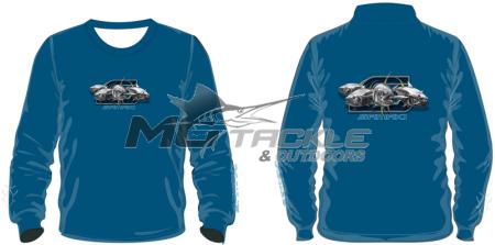 Samaki Stealth Tuna L/S UPF T-Shirt