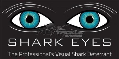 Shark Eyes - Shark Deterrent Decal
