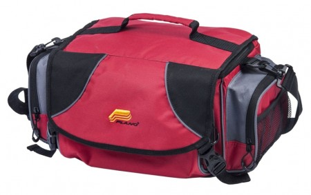 Plano Weekender Tackle Case Red