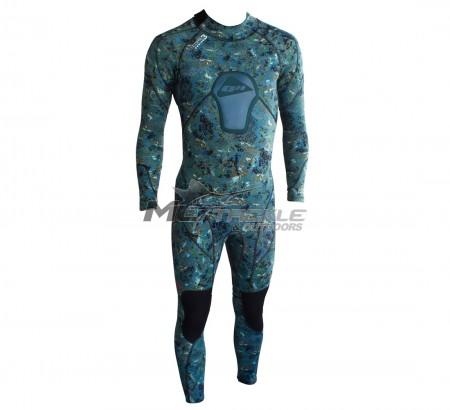 Ocean Hunter Chameleon Core 3 - 1 Piece Wetsuit