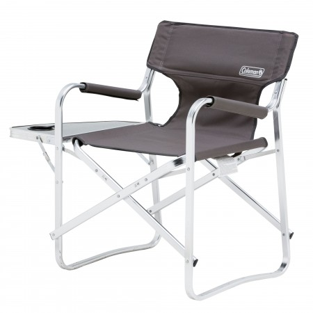 Coleman Flat Fold Directors Plus Chair Motackle