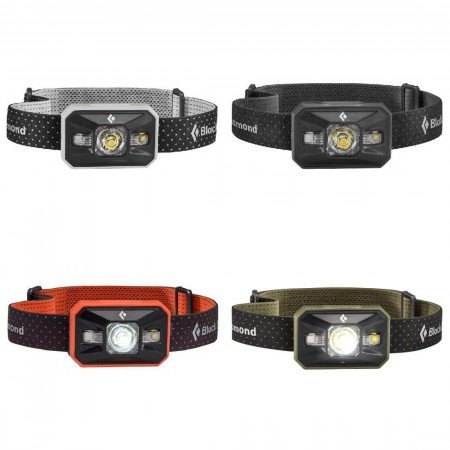 Black Diamond Storm Headlamp F16 250 Lumens