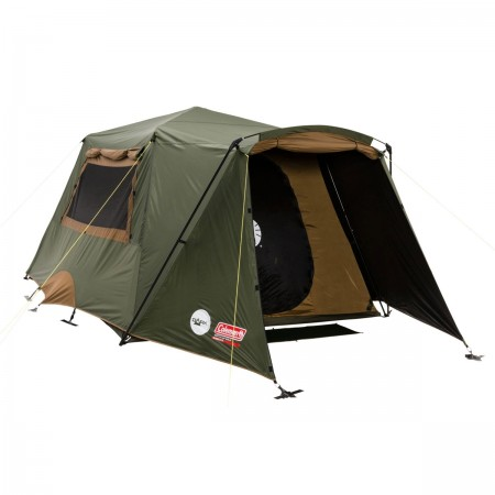 Coleman Instant Up Gold Vestible DarkRoom Tent - 6 Person