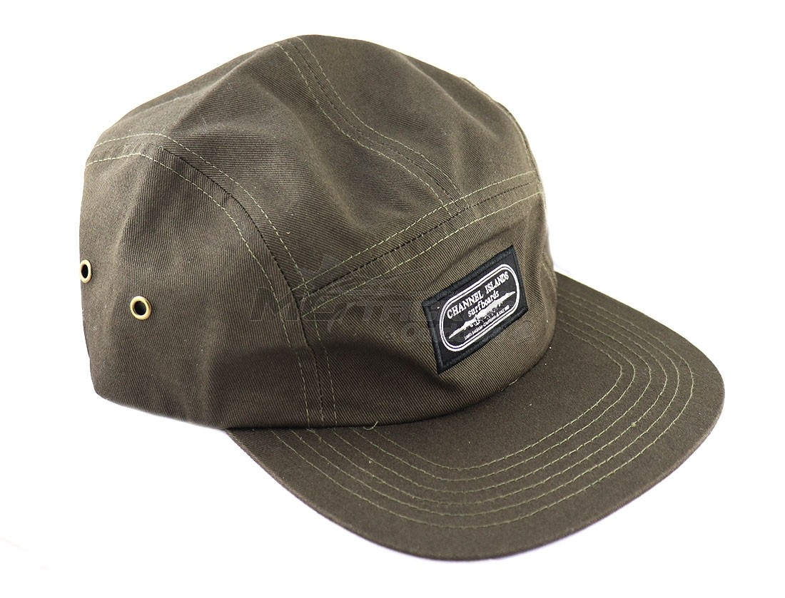 Channel Islands Oval Islands 6 Panel Hat 96a7eb7afc8
