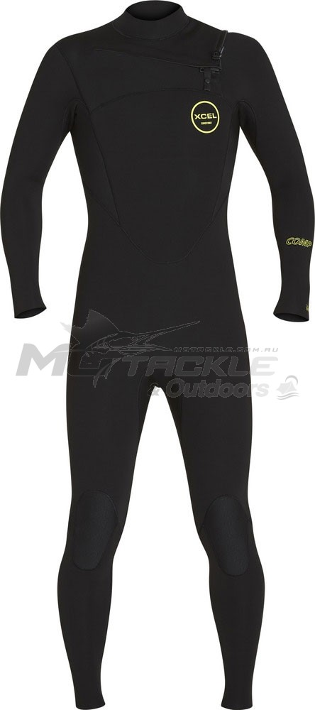 393bee57f4 Xcel Mens Comp 3 2 Fullsuit Wetsuit - Diving Wetsuits - Spearfishing ...