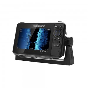 Lowrance HDS 7 Live - Active Imaging Transducer + Preloaded C-Map