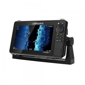 Lowrance HDS 9 Live - Active Imaging Transducer + Preloaded C-Map