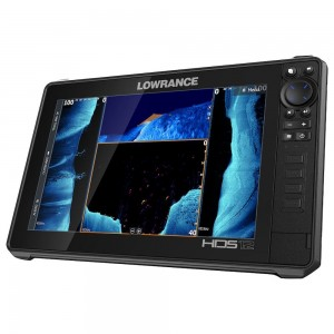 Lowrance HDS 12 Live - Active Imaging Transducer + Preloaded C-Map
