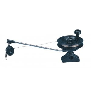 Scotty #1073 Laketroller Downrigger w/ Bracket Mount