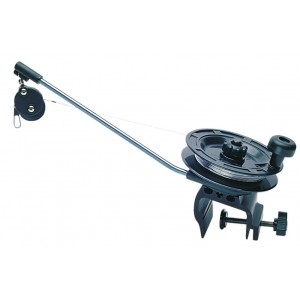 Scotty #1071 Laketroller Downrigger w/ Portable Clamp Mount