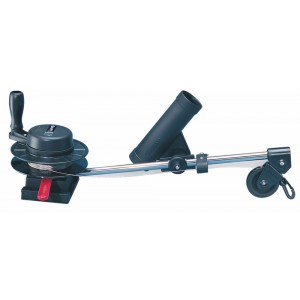 Scotty #1050 Compact Manual Downrigger Depthmaster 23in