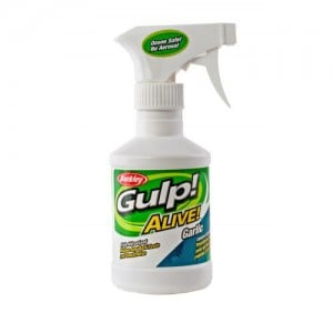 Berkley Gulp Alive Attractant - Spray Bottle 235ml - Crawfish Flavour