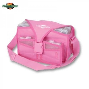 Flambeau 4501 Kwikdraw Tackle Bag Pink