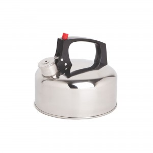 Coleman 2.5L Stainless Steel Whistling Kettle