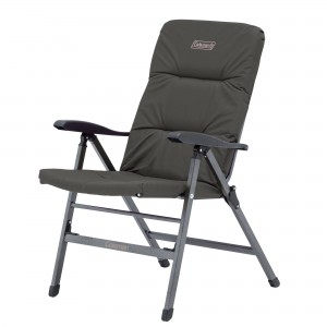 Coleman Flat Fold Pioneer Recliner Chair