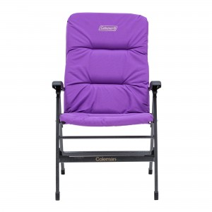 Coleman Chair Flat Fold Pioneer Recliner
