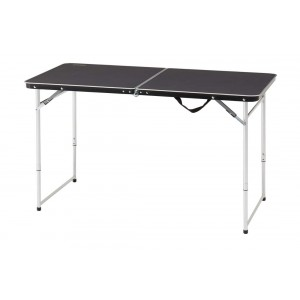 Coleman Aluminium Fold-In-Half Table 4ft