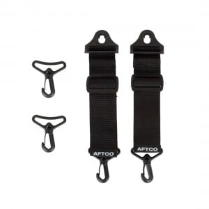 Aftco Fighting Belt & Harness Drop Straps