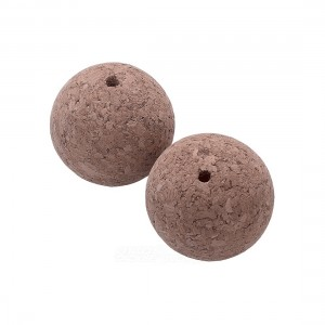 Hook Em Fishing Cork Ball - 2pcs