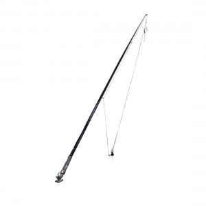 Black Pete Outrigger Poles x2 Rigged