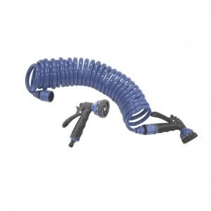 Easterner Multi Purpose Coil Hose & Gun - 4.5m