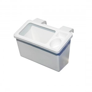 Ocean South Tinnie Bait & Storage Bin w/ Cup Holder