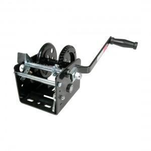 BLA General Purpose Winch w/ Hand Brake 1150kg 12/5:1 - No Cable