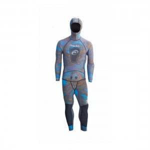 Rob Allen Ultraflex 3.5mm Camo 2pc Wetsuit