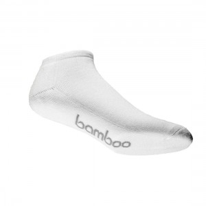 Bamboo Textiles Sports Ped Socks Mens