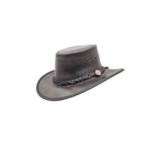 Barmah Squashy Fullgrain Brumby Cooler Hat