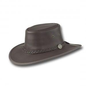 Barmah Traveller Fullgrain Hat