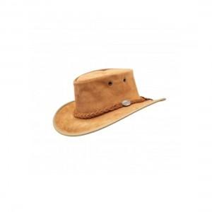 Barmah Foldaway Suede Hat