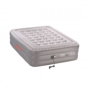Coleman Quickbed Airbed Double High w/ (240V) Pump