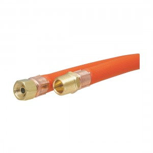 Companion 3/8 BSP(M) - 1/4 BSP(F) Low Pressure Hose