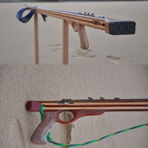 Kes Spearguns Fully Rigged