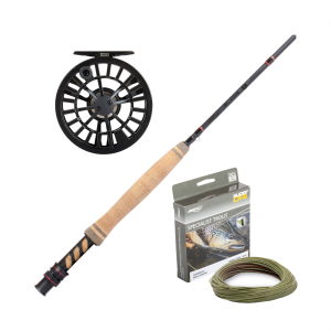 Airflo Blade / Fly Lab Exo Fly Combo / Specialist Trout Bandit Taper WF7F Line