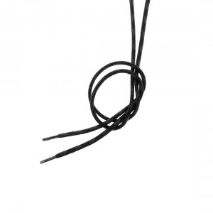 Tobby Lace Round Light 100cm Black