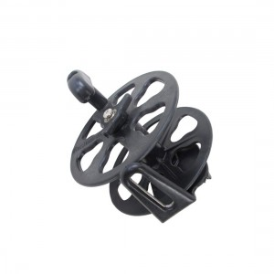 Spearmaster Reel Black
