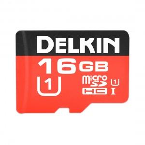 Delkin Micro 500X SDHC 16GB Memory Card