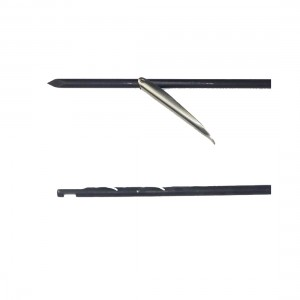 Rabitech Shaft 7.5mm Sharkfin Square Cut Spear
