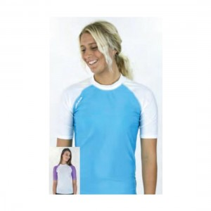 Carve CVL Extra Ladies Short Sleeve Rashie