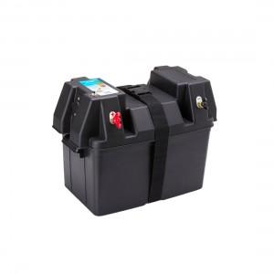 PAN-U Battery Box w/ Battery Condition Indicator 64/4
