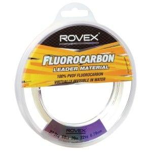 Rovex Fluorocarbon Leader - 20m