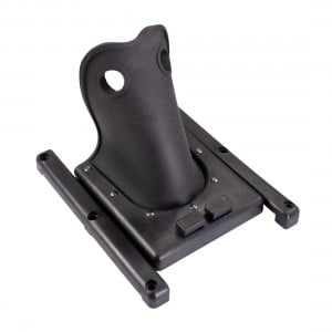 Complete Heel Ski Rubber & Hardware