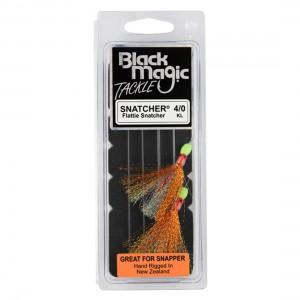 Black Magic Flattie Snatcher