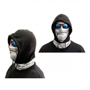 Wilson Hooded Headscarf